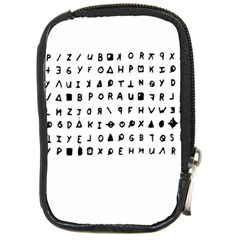 Zodiac Killer  Compact Camera Cases by Valentinaart