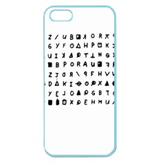 Zodiac Killer  Apple Seamless Iphone 5 Case (color) by Valentinaart