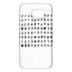 Zodiac Killer  Galaxy S6 by Valentinaart
