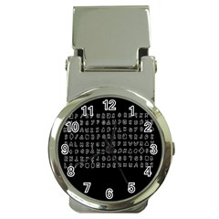 Zodiac Killer  Money Clip Watches by Valentinaart