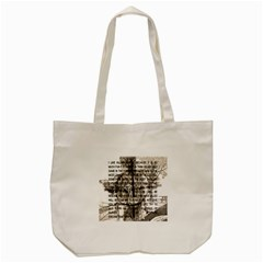 Zodiac Killer  Tote Bag (cream) by Valentinaart