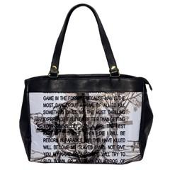 Zodiac Killer  Office Handbags by Valentinaart