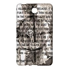 Zodiac Killer  Samsung Galaxy Tab 4 (7 ) Hardshell Case  by Valentinaart