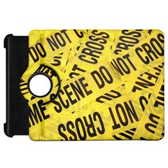 Crime Scene Kindle Fire Hd 7  by Valentinaart