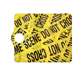 Crime Scene Kindle Fire Hdx 8 9  Flip 360 Case by Valentinaart