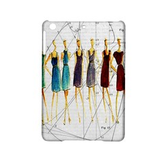 Fashion Sketch  Ipad Mini 2 Hardshell Cases by Valentinaart