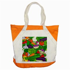 Vegetables  Accent Tote Bag by Valentinaart