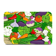 Vegetables  Plate Mats by Valentinaart