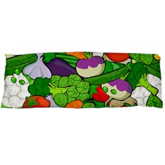 Vegetables  Body Pillow Case (dakimakura) by Valentinaart