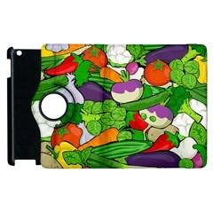 Vegetables  Apple Ipad 2 Flip 360 Case by Valentinaart