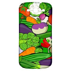 Vegetables  Samsung Galaxy S3 S Iii Classic Hardshell Back Case by Valentinaart