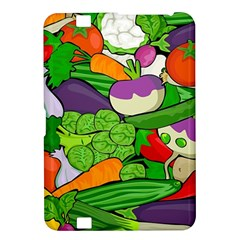Vegetables  Kindle Fire Hd 8 9  by Valentinaart