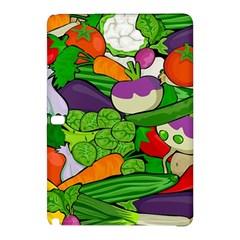 Vegetables  Samsung Galaxy Tab Pro 10 1 Hardshell Case by Valentinaart