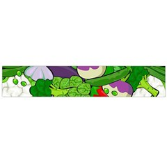 Vegetables  Flano Scarf (large) by Valentinaart