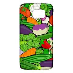 Vegetables  Galaxy S6 by Valentinaart