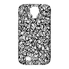 Pattern Samsung Galaxy S4 Classic Hardshell Case (pc+silicone) by Valentinaart