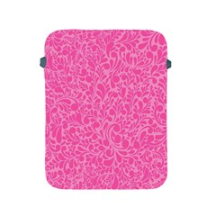 Pink Pattern Apple Ipad 2/3/4 Protective Soft Cases by Valentinaart