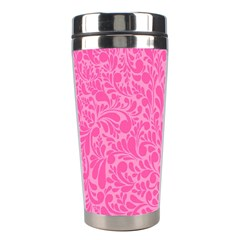Pink pattern Stainless Steel Travel Tumblers