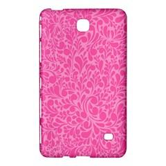 Pink Pattern Samsung Galaxy Tab 4 (8 ) Hardshell Case  by Valentinaart