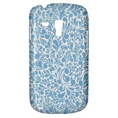 Blue Pattern Galaxy S3 Mini by Valentinaart