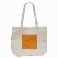 Orange Pattern Tote Bag (cream) by Valentinaart