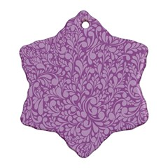 Pattern Ornament (snowflake) by Valentinaart