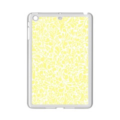 Yellow Pattern Ipad Mini 2 Enamel Coated Cases by Valentinaart