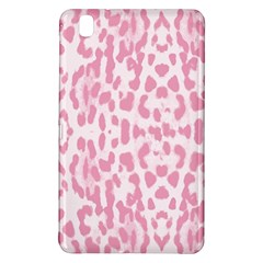 Leopard Pink Pattern Samsung Galaxy Tab Pro 8 4 Hardshell Case by Valentinaart