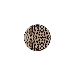 Leopard Pattern 1  Mini Buttons by Valentinaart