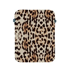 Leopard Pattern Apple Ipad 2/3/4 Protective Soft Cases by Valentinaart