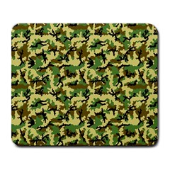 Camo Woodland Large Mousepads by sifis