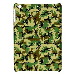 Camo Woodland Apple Ipad Mini Hardshell Case by sifis