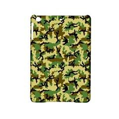 Camo Woodland Ipad Mini 2 Hardshell Cases by sifis