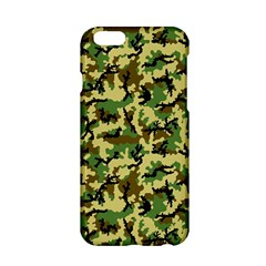 Camo Woodland Apple Iphone 6/6s Hardshell Case