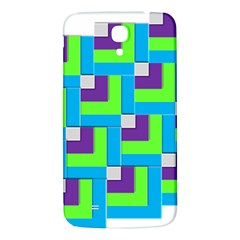 Geometric 3d Mosaic Bold Vibrant Samsung Galaxy Mega I9200 Hardshell Back Case by Amaryn4rt
