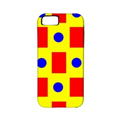 Pattern Design Backdrop Apple Iphone 5 Classic Hardshell Case (pc+silicone) by Amaryn4rt