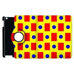 Pattern Design Backdrop Apple Ipad 2 Flip 360 Case by Amaryn4rt