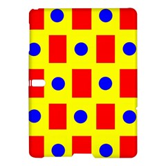 Pattern Design Backdrop Samsung Galaxy Tab S (10 5 ) Hardshell Case  by Amaryn4rt