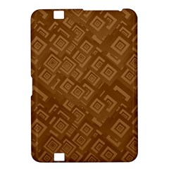 Brown Pattern Rectangle Wallpaper Kindle Fire Hd 8 9  by Amaryn4rt