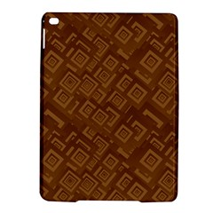 Brown Pattern Rectangle Wallpaper Ipad Air 2 Hardshell Cases