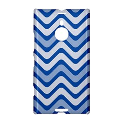 Waves Wavy Lines Pattern Design Nokia Lumia 1520 by Amaryn4rt