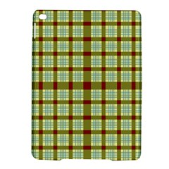 Geometric Tartan Pattern Square Ipad Air 2 Hardshell Cases by Amaryn4rt