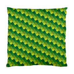 Dragon Scale Scales Pattern Standard Cushion Case (one Side) by Amaryn4rt