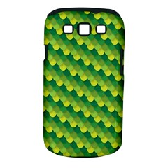 Dragon Scale Scales Pattern Samsung Galaxy S Iii Classic Hardshell Case (pc+silicone) by Amaryn4rt