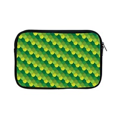 Dragon Scale Scales Pattern Apple Ipad Mini Zipper Cases by Amaryn4rt