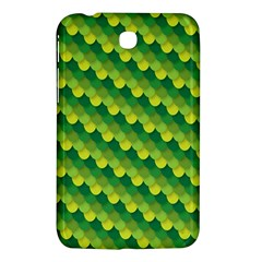 Dragon Scale Scales Pattern Samsung Galaxy Tab 3 (7 ) P3200 Hardshell Case  by Amaryn4rt