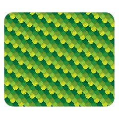 Dragon Scale Scales Pattern Double Sided Flano Blanket (small)  by Amaryn4rt