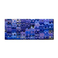 Background Texture Pattern Colorful Cosmetic Storage Cases by Amaryn4rt