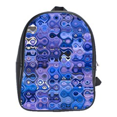 Background Texture Pattern Colorful School Bags (xl)  by Amaryn4rt