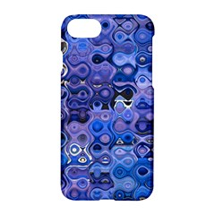 Background Texture Pattern Colorful Apple Iphone 7 Hardshell Case by Amaryn4rt